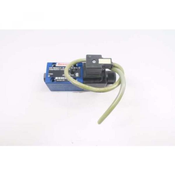 REXROTH 4WE6Y62/EW110N9K4 5100PSI 120V-AC SOLENOID HYDRAULIC VALVE D550094 #2 image