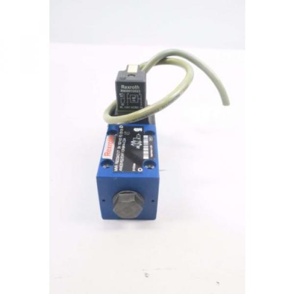 REXROTH 4WE6Y62/EW110N9K4 5100PSI 120V-AC SOLENOID HYDRAULIC VALVE D550094 #3 image