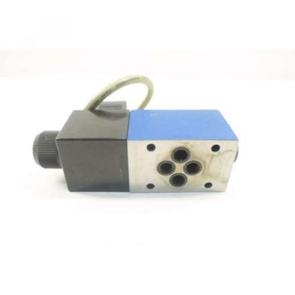 REXROTH 4WE6Y62/EW110N9K4 5100PSI 120V-AC SOLENOID HYDRAULIC VALVE D550094 #5 image