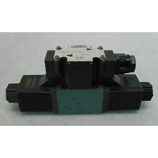 Uchida Rexroth Directional Control Valve 4WE6J-A0/AW100-00NPS, Used, Warranty #1 image