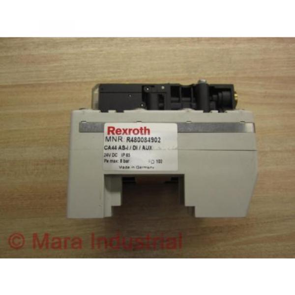 Rexroth R480084902 Pneumatic Valve - origin No Box #5 image