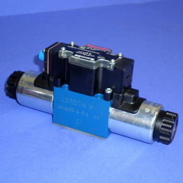 REXROTH 24VDC 125A HYDRAULIC VALVE, 4WE6D61/OFEG24N9DK24L/62 Origin #1 image