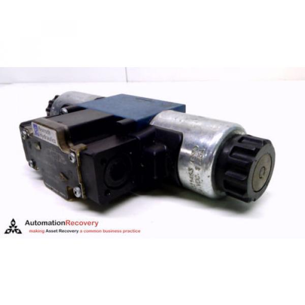 REXROTH 4WE 10 J40/CG24N9DAL, HYDRAULIC DIRECTIONAL VALVE, #214260 #2 image