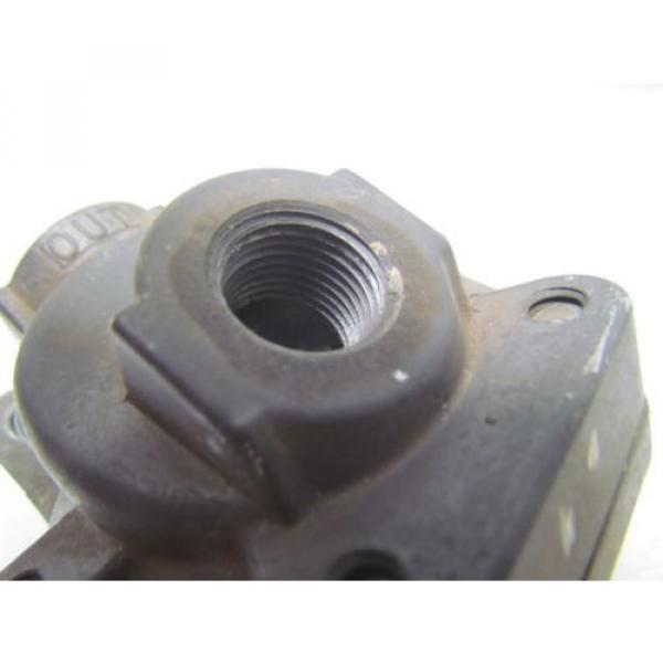 Rexroth P52935-4 Aluminum quick exhaust valve 1/2#034;NPT #7 image