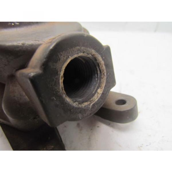 Rexroth P52935-4 Aluminum quick exhaust valve 1/2#034;NPT #8 image