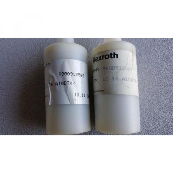 Rexroth Hydraulics Logic Valve LC 16 B40E7X   Lots of 2 #1 image