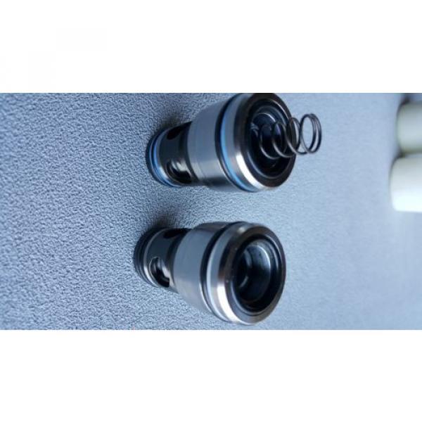 Rexroth Hydraulics Logic Valve LC 16 B40E7X   Lots of 2 #3 image