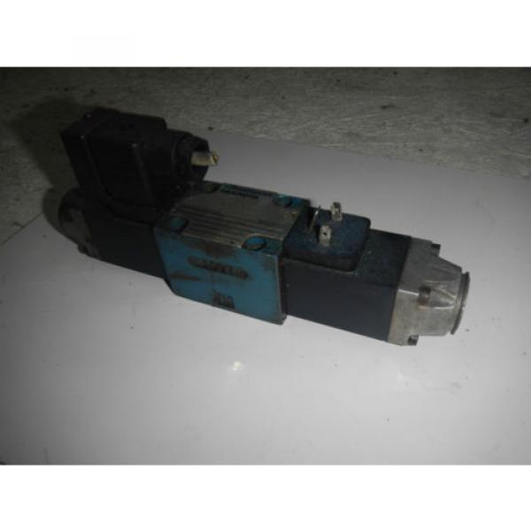 Rexroth 4WE-6J53/A-G24NK4 D03 Hydraulic Directional Valve #1 image