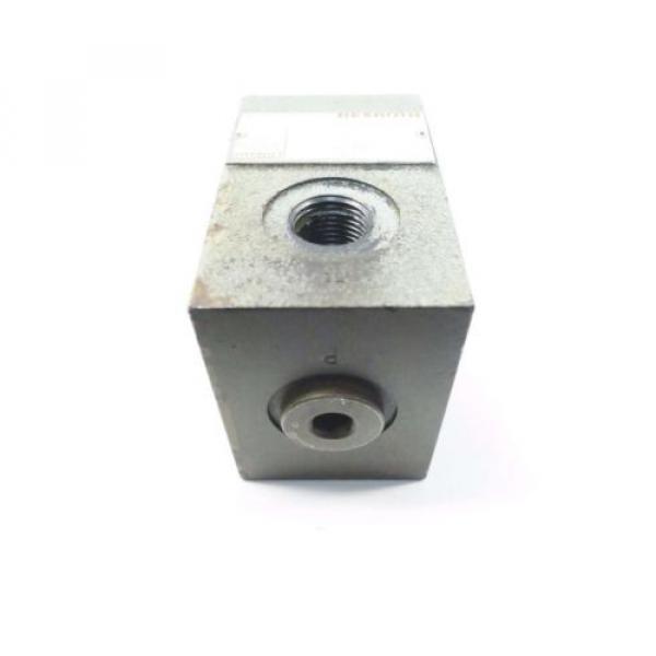 REXROTH DBDS-10-G13/50 PRESSURE RELIEF HYDRAULIC VALVE D550741 #2 image