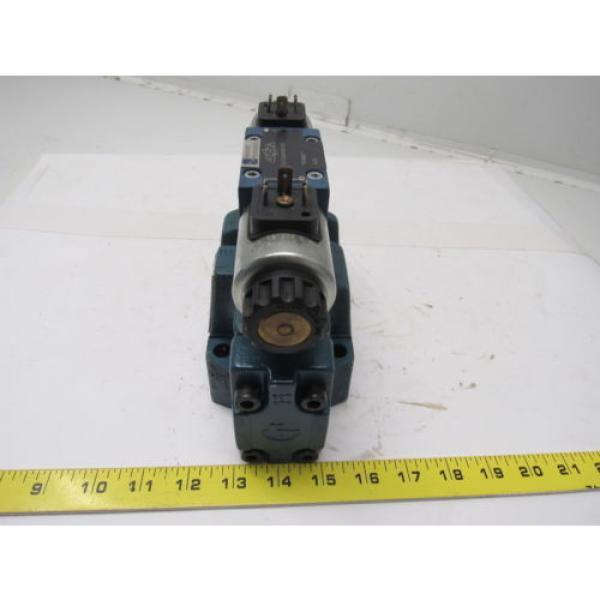 Rexroth 4WEH 16 E42-71/6EG24N9EK4/B10 Solenoid Operated Directional Spool Valve #2 image