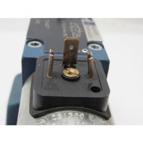 Rexroth 4WEH 16 E42-71/6EG24N9EK4/B10 Solenoid Operated Directional Spool Valve #8 image