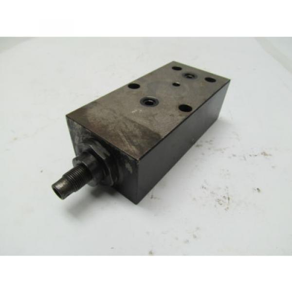 UCHIDA-Rexroth DA10-2-A0/80-998-0 Hydraulic pressure valve #6 image