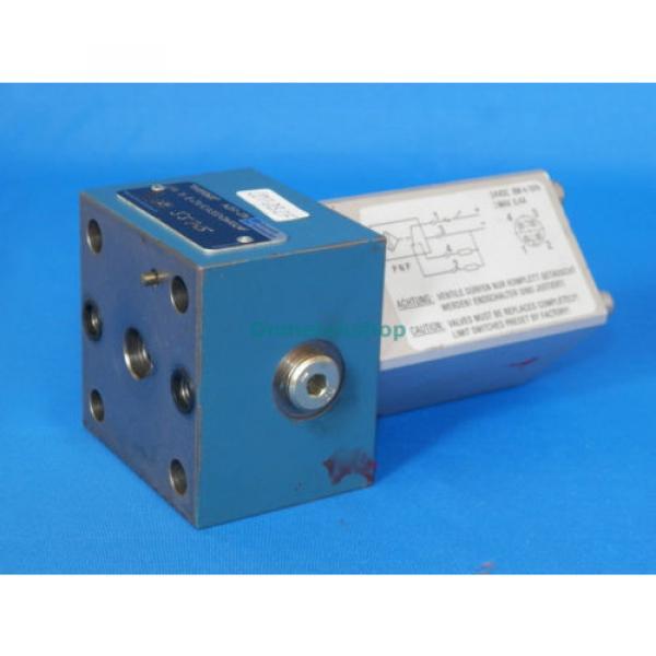 Rexroth R900912620 LFA 16 E-71/CA20DQMG24F Hydraulic Valve #3 image