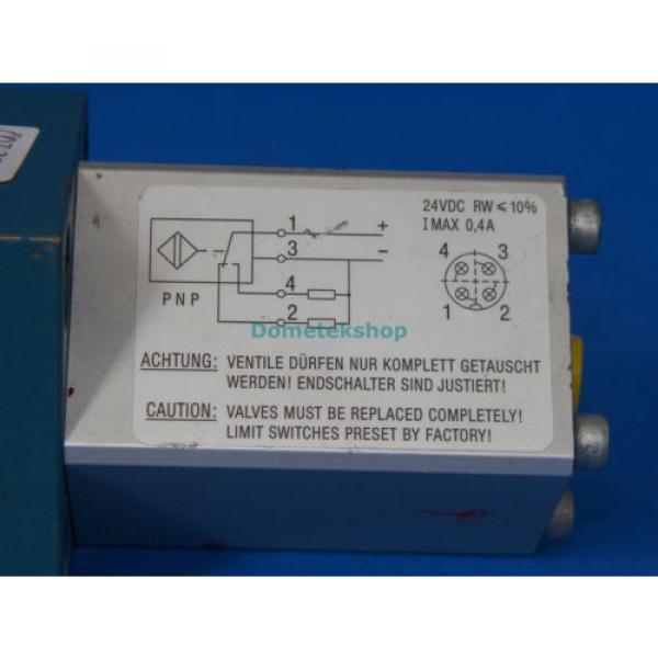 Rexroth R900912620 LFA 16 E-71/CA20DQMG24F Hydraulic Valve #5 image