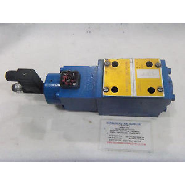 Rexroth Hydraulic 4WRE10WA64-12/2424M Proportional Valve #1 image