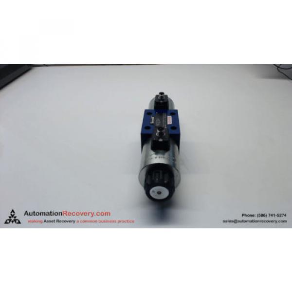 REXROTH 4WE10J73-33/CG24N9K33L/A12 HYDRAULIC VALVE 24VDC COILS #136063 #2 image