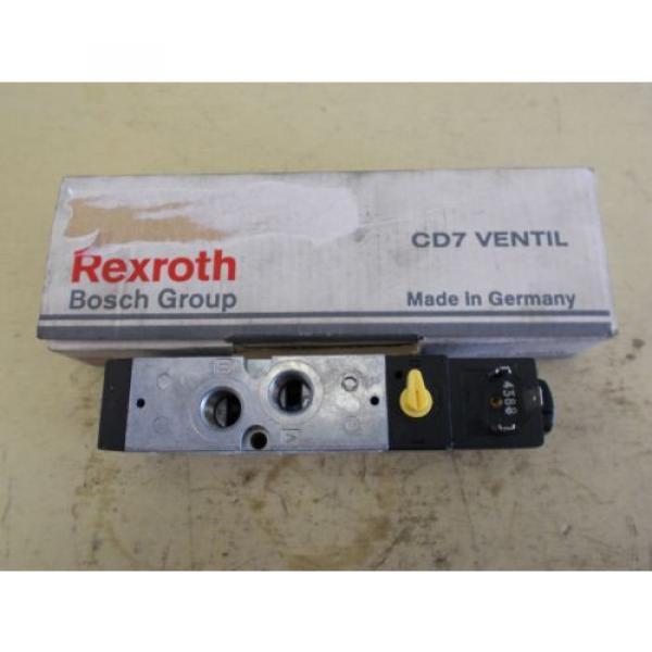 Bosch Rexroth, Valve,  CD7 Ventil #1 image