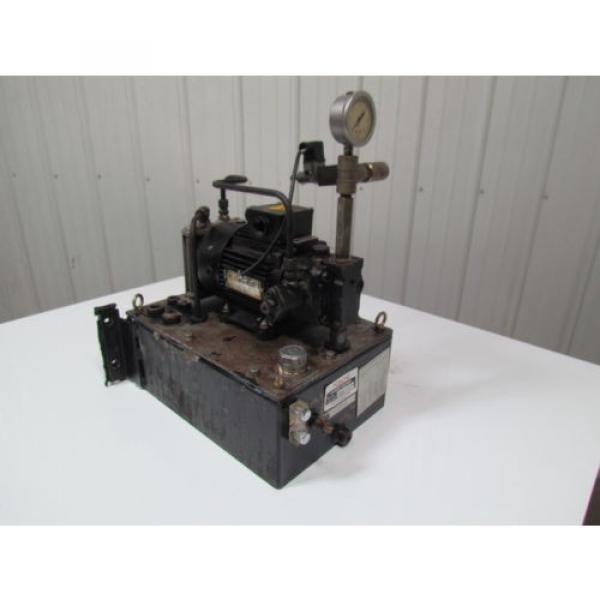 Nachi Fujikoshi 5-1594-99009 13L Hydraulic Pump Unit 200-220 3Ph #6 image