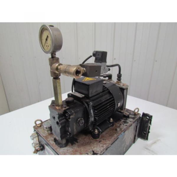 Nachi Fujikoshi 5-1594-99009 13L Hydraulic Pump Unit 200-220 3Ph #9 image