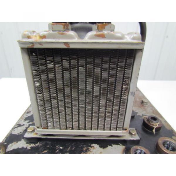 Nachi Fujikoshi 5-1594-99009 13L Hydraulic Pump Unit 200-220 3Ph #10 image