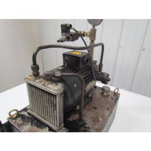 Nachi Fujikoshi 5-1594-99009 13L Hydraulic Pump Unit 200-220 3Ph #11 image