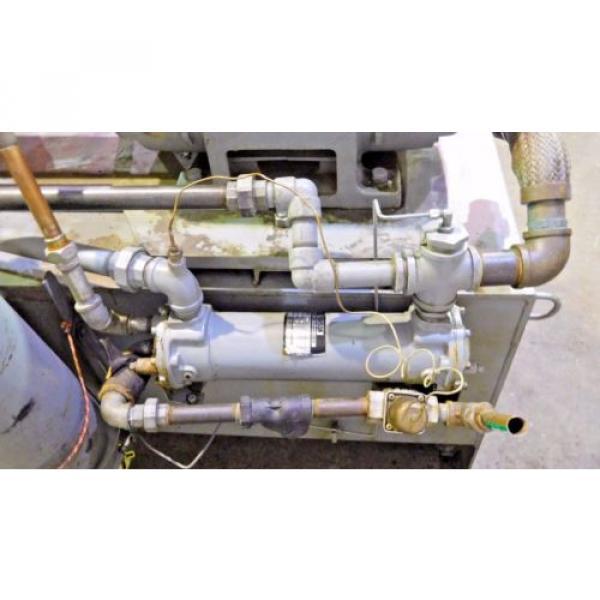 RX-3094, DENISON HYDROILICS 100HP POWER UNIT / PACK 5000 MAX PSI 1200 MAX RPM #6 image