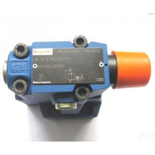 Rexroth DR Series Pressure Reducing Valves #1 image