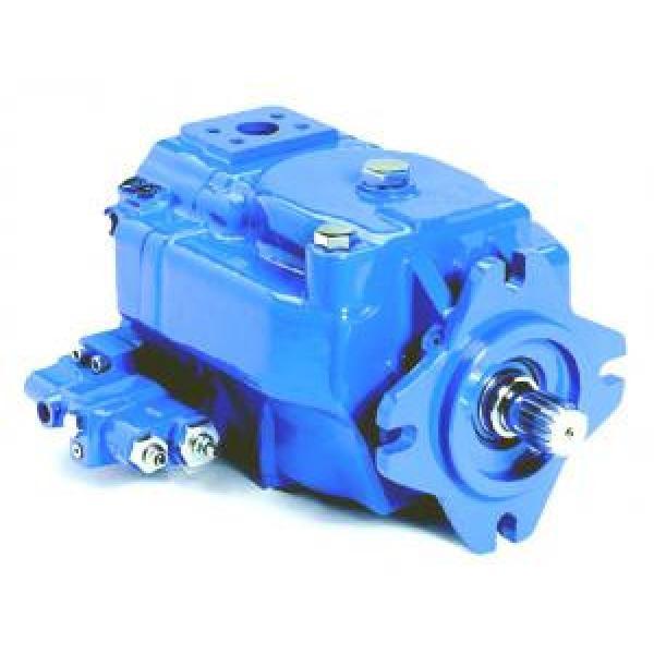 PVH098R01AJ30H002000AW1001AB010A Vickers High Pressure Axial Piston Pump #1 image