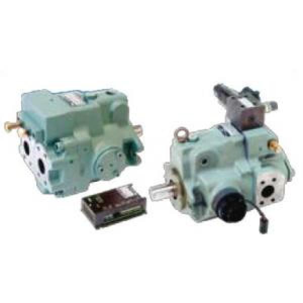 Yuken A Series Variable Displacement Piston Pumps A22-L-R-03-S-K-DC24-32 #1 image