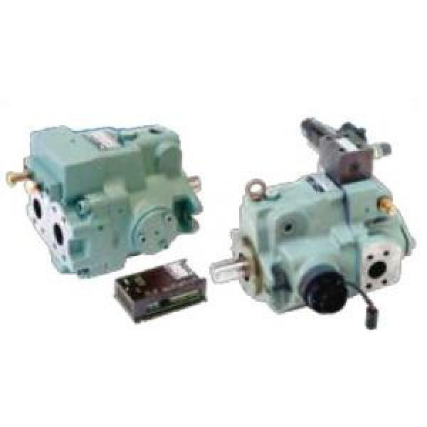 Yuken A Series Variable Displacement Piston Pumps A90-F-R-02-S-DC24-60 #1 image
