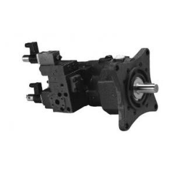 NACHI PZ-4A-10-100-E3A-10  PZ Series Load Sensitive Variable Piston Pump #1 image
