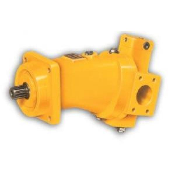 Variable Piston Pump A7V Series  A7V160DR1LZF00 #1 image
