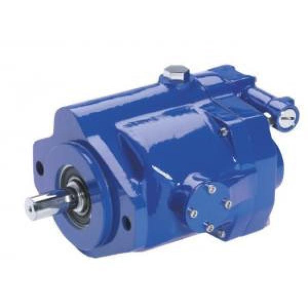 Vickers PVQ40-B2R-SE1E-10CM710   PVQ Series Piston Pump #1 image