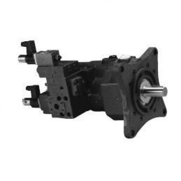 NACHI PZS-3A-70N3Q2-10 Series Load Sensitive Variable Piston Pump #1 image