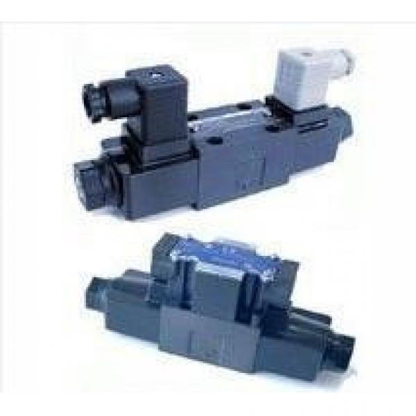 Solenoid Operated Directional Valve DSG-01-3C10-A110 #1 image