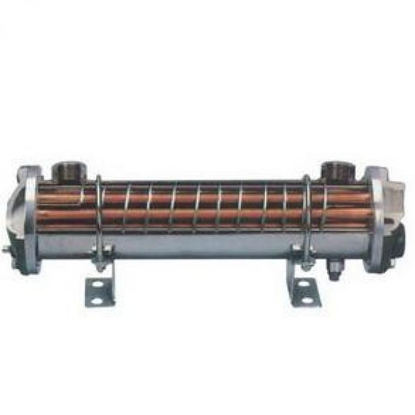 Spiral-Flow Finned Column Tube Oil Cooler SL Series SL-305 #1 image