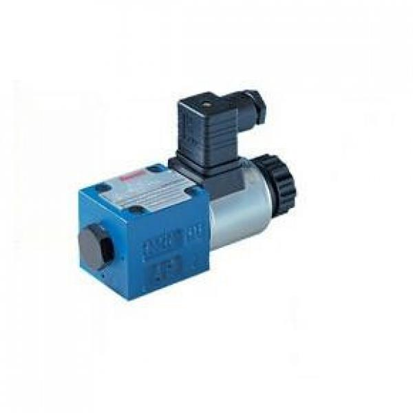 Rexroth M-3SED6 Series Solenoid Directional Seat Valve #1 image