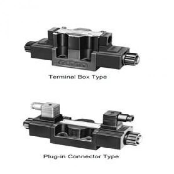 DSG-03-3C60-A100-50 Solenoid Operated Directional Valves #1 image