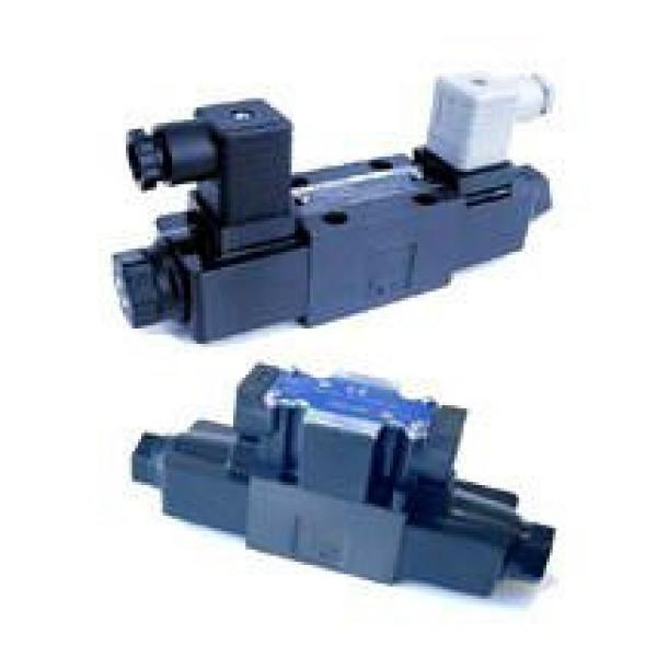 DSG-01-2B8B-R100-70 Solenoid Operated Directional Valves #1 image
