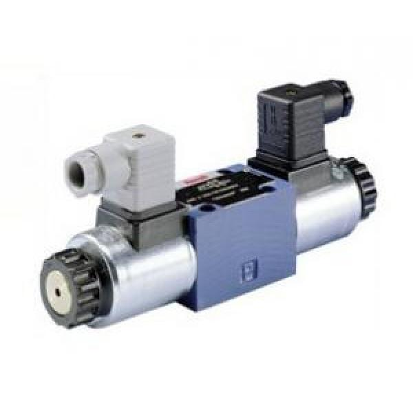 Rexroth Type 4WE10E Directional Valves #1 image