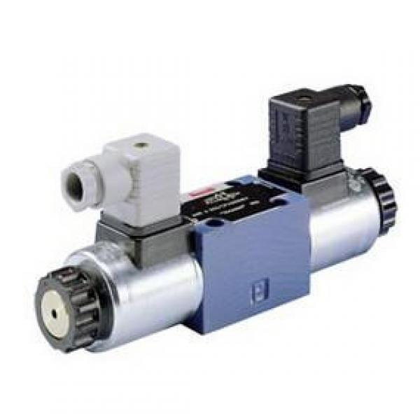 Rexroth Type 4WE6W Directional Valves #1 image
