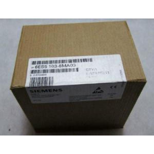 Siemens Simatic S5-100U 6ES5103-8MA02 #1 image