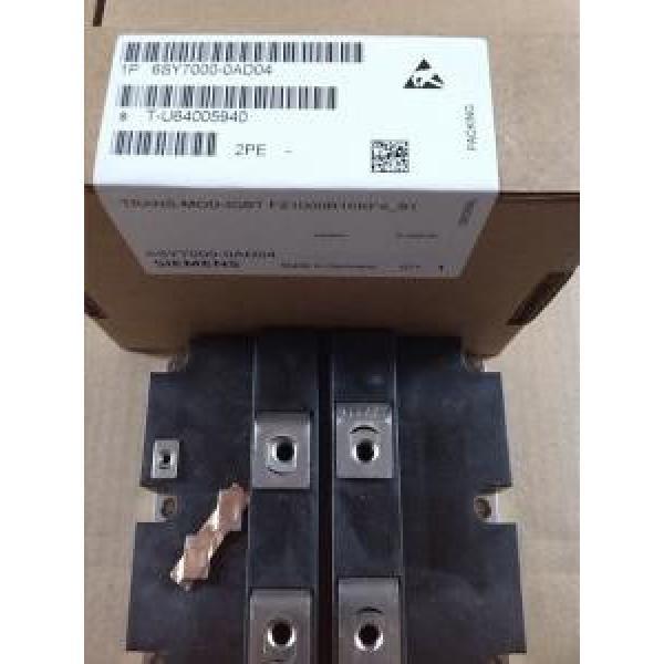 Siemens 6SY7000-0AB27 IGBT Module #1 image