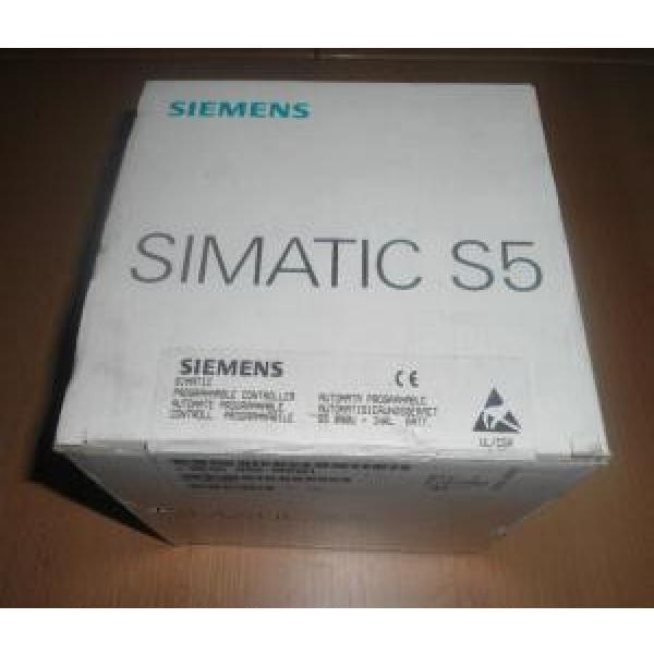 Siemens 6ES5095-8FA02 S5-90U/95U PLC #1 image