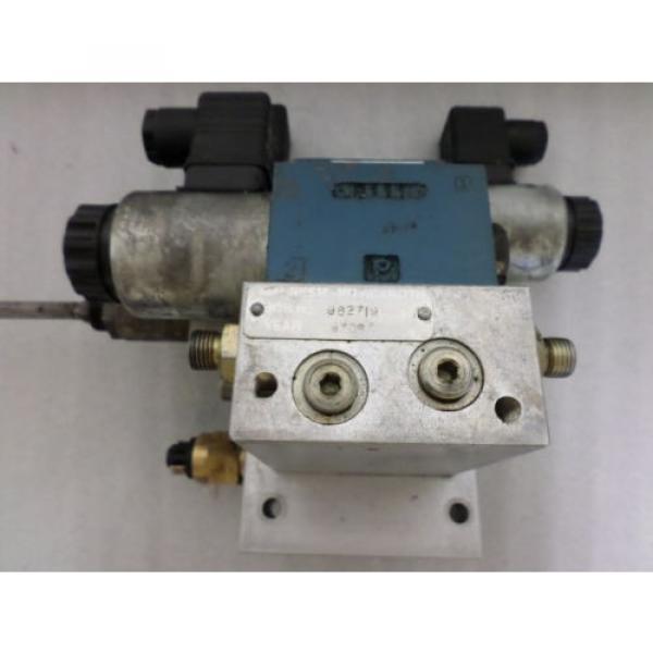 Rexroth Mannesmann Hydraulic Servo  Valve #8 image