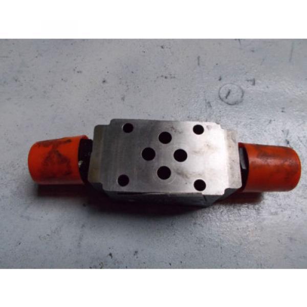 Rexroth Z2FS-6-2-43/1QV Hydraulic Dual Flow Control Valve D03 #3 image