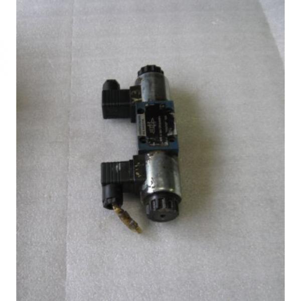 Mannesmann Rexroth Hydraulic Valve, 4E 6 D61/OFEG24N9K4, Used, Warranty #2 image