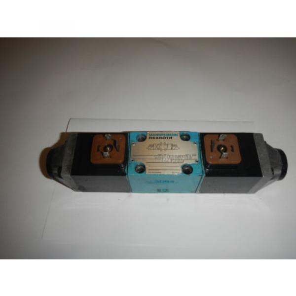 Rexroth 4WE6B51/BW110RN Hydraulic Directional Valve #1 image