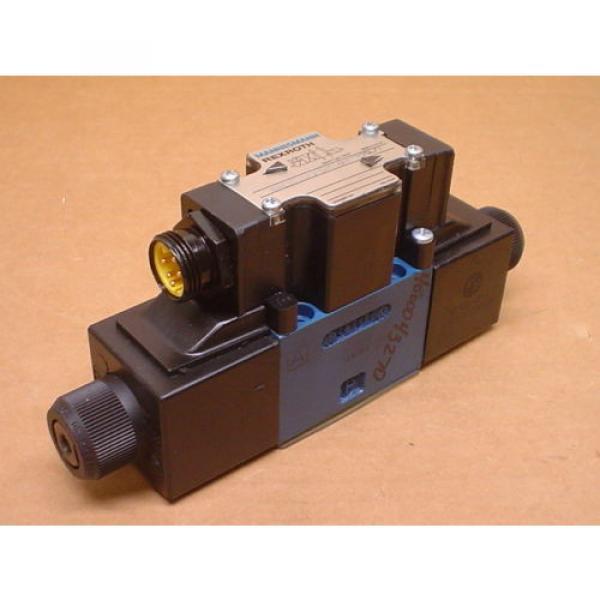 Mannesmann Rexroth 4WE6D61/OFEW110N9DK25L/V Hydraulic Directional Valve #1 image
