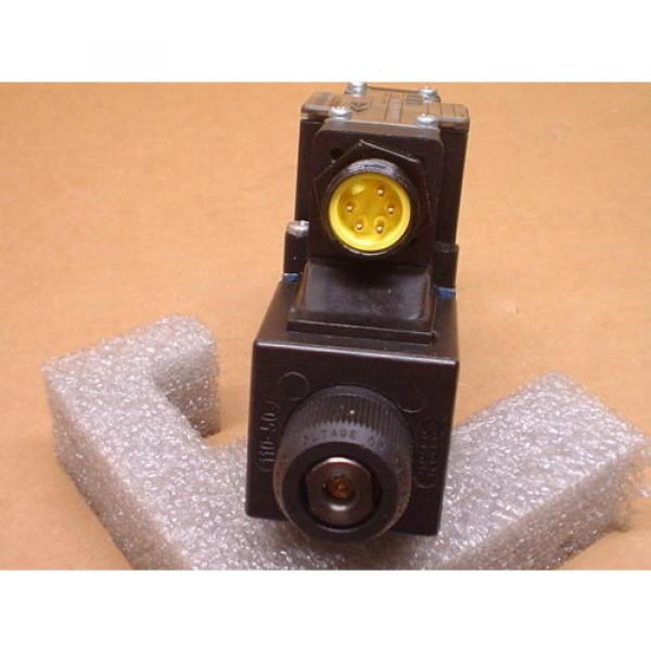 Mannesmann Rexroth 4WE6D61/OFEW110N9DK25L/V Hydraulic Directional Valve #5 image